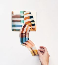 Cool journal... | Artist journal | Artist's books | Art | Stationery | #artistjournal #art  https://www.paperhivestudio.com/?utm_content=buffer5328b&utm_medium=social&utm_source=pinterest.com&utm_campaign=buffer