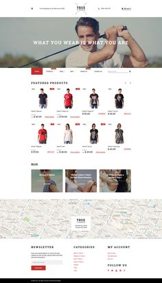 T-Shirt Shop Shopify Theme