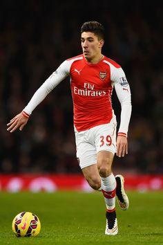 Hector Bellerin of Arsenal FC Arsenal Fc, Arsenal Club, Arsenal Players, Arsenal Football, Football Soccer, Real Soccer, Soccer Stars, Real Madrid, Munich