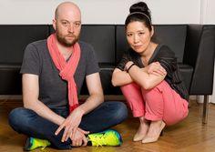 INSIDER WIEN: KIM+HEEP Mia Kim lebte vor Wien in Korea und Italien, Nikolas Heep in Ghana, im Sudan, in England, Deutschland und Indien. Gemeinsam sind sie das Designduo KIM+HEEP für Design und Architektur.