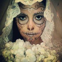 Dia de los muertos - Day of the dead - Sugar Skulls