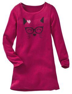 modèle robe tricot 6 ans