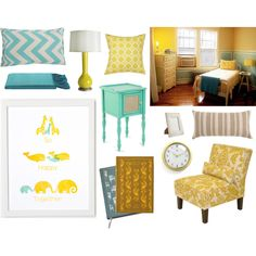 Very Cute Baby Room Ideas If You Are Choosing Not To Find Out What You Are