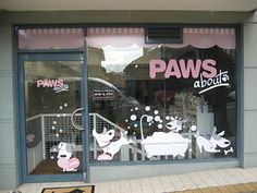 dog grooming store - Buscar con Google