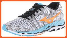 Mizuno Women's Wave Paradox Running Shoe,White,11 B US - Athletic shoes for women (*Amazon Partner-Link)