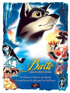 One of the fave childhood movies... I'd be lost without you, Balto. X