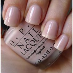 Make Men Blush OPI Nail Polish my new favorite :)