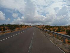 Way to Bau Trang Lake