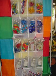 Math-Station-manipulatives.JPG  love this idea! this woman's classroom is like a dream!