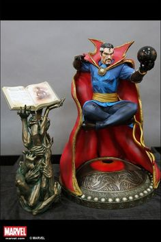 DR. STRANGE STATUE brought to us by XM Studios, a great addition to your own collection. #Statues