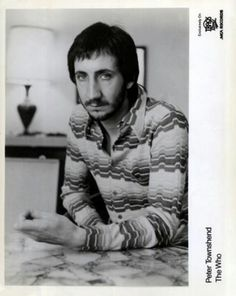 Pete. The who