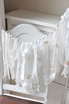 Wedding garland Shabby chic with Rustic by AlternativeBlooms