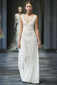 Luisa Beccaria Spring 2015 Ready-to-Wear - Collection - Gallery - Look 5 - Style.com