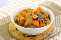 Beef Tendon and Brisket Stew - Christine's Recipes: Easy Chinese Recipes | Easy Recipes