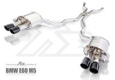#BMW_E60_M5 Fi #exhaust / More: www.fi-exhaust.com / TEL : +886-2-26188966 / Email : info@fi-exhaust.com