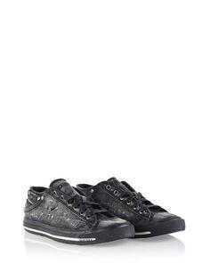 Sneakers Diesel EXPOSURE IV LOW W. Einzelheiten erfahren Sie im Diesel  Online Store. Sofort bestellen  die Lieferung erfolgt innerhalb von 48h und  ... 57d3191729