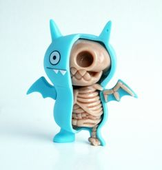 Toy design by Jason Freeny