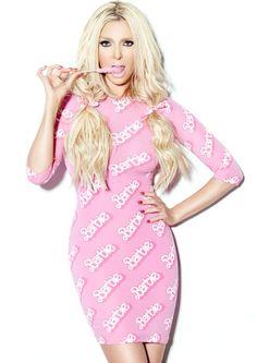 dress! #pink #Barbie #girly