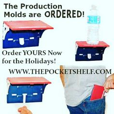 YESSSS!!! www.thepocketshelf.com