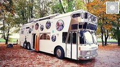 (6691) YouTube School Bus Conversion, Campervan, Van Life, Motorhome, Caravan, Offroad, Restoration, Survival, Camping