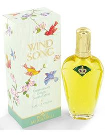 Windsong perfume...one of my moms faves- anniversary gift idea