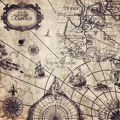 Map tattoo idea, just replace the ships with aircraft.
