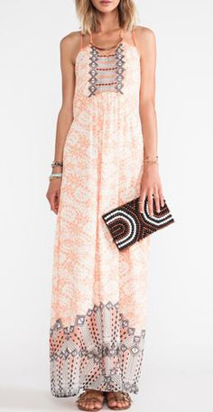 I likt this dress and print but not sure if the color would be good on me.