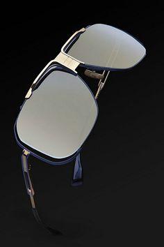 b19b2ca779d5 The Dita Cascais in Navy and Gold  DITAeyewear Designer Sunglasses Mens