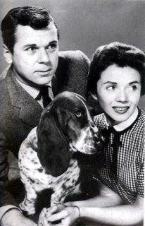 """A little remembered, yet highly amusing early TV show, """"The People's Choice."""" Starred Jackie Cooper, Pat Breslin and """"Cleo."""" From the '50's."""