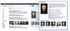 Dejan SEO Blog - Knowledge Graph: Right Now - Inside Search (Google) talks more about the upcoming changes with Google's search results and gives some nice examples of where these can be seen as useful for users.