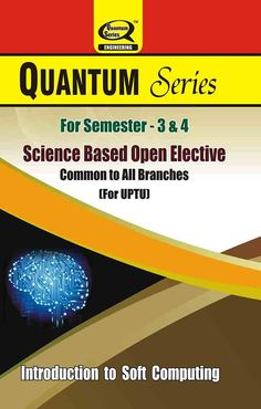 Get ‪#‎SciencebasedOpenElective‬ Engineering books of ‪#‎QuantamSeries‬ for ‪#‎UPTU‬ B.Tech ‪#‎Students‬ of semester-3 & 4.