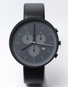 300 Series PVD Black/Black / by Uniform Wares
