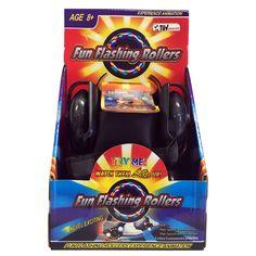 Fun Flashing Rollers, wieltjes die je onder je eigen schoenen bevestigd. Voorzien van cool LED licht. Eenvoudig te bevestigen met een elastieken band om je schoen en rijden maar.�  Heely's zijn momenteel ook populair maar het blijft een nadeel dat het wieltje in de schoen verwerkt zit. Dit nadeel hebben de Fun Flashing Rollers dus niet. Ook krijg je er een handig tasje bijgeleverd zodat je ze gemakkelijk overal mee naartoe kunt nemen!�  Ruim 8 jaar geleden zijn deze schoenskates ook een…