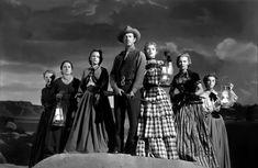 So dramatic.  Westward the Women.  http://nothingiswrittenfilm.blogspot.com/2012_01_01_archive.html