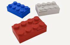 """Lego Brick Mouse"" - wireless"
