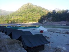 Beach Hideout Rishikesh - Beach Camping and River Rafting Packages - http://beachhideout.in/