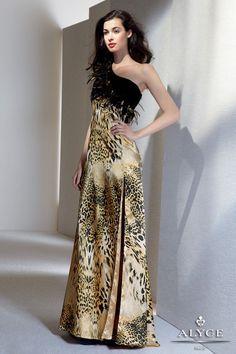 Alyce Paris   Alyce Dress Style #6954