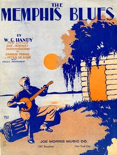 The Memphis Blues (sheet music)
