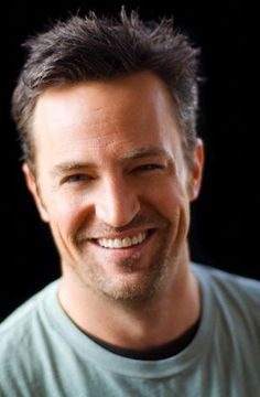 Matthew Perry: It is not enough to say I love this man. I ADORE this man.