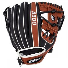 The line of Wilson gloves are designed for the youth ballplayer. The lightest all-leather glove on the market, this top grain leather H-Web model provides a flexible, ready-to-go feel that performs without unnecessary weight or bulk. Youth Baseball Gloves, Leather Roll, Golf Bags, Model, Scale Model, Models, Template, Pattern