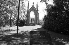 Das Mausoleum der Familie Knoop