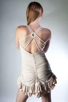 Tango Dress - Cream