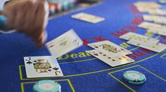 This Entrepreneur Learned About Business at the Blackjack Tables