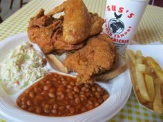 Gus's World Famous Fried Chicken - Memphis, TN