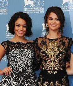 Vanessa Hudgens and Selena Gomez September 5-AWESOME DRESSES