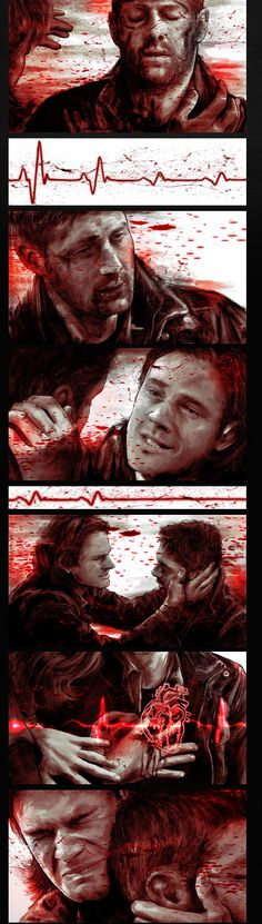 Sam Winchester's Journal – Entry #72  Today, my brother died.  (click for more)