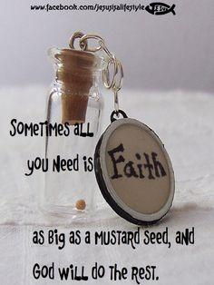 Faith!!!!