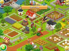 Greg's Farm at Level 50