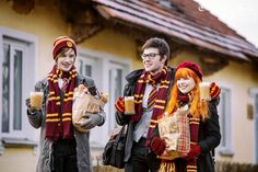 Holiday in the Hogsmeade by Lilta-photo on DeviantArt