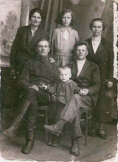 Altshuler family. Yad Vashem
